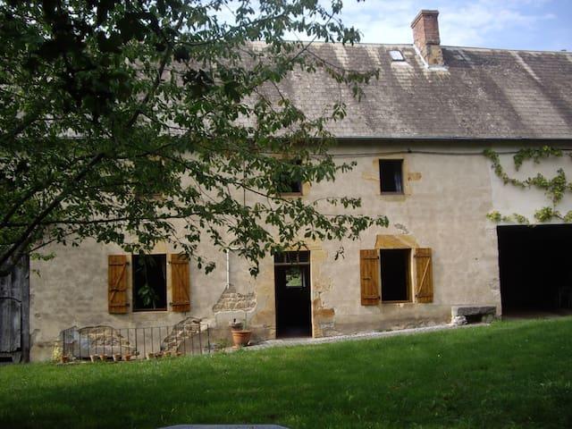 MAISON CADRE NATUREL AUTHENTIQUE - Château-sur-Cher - House