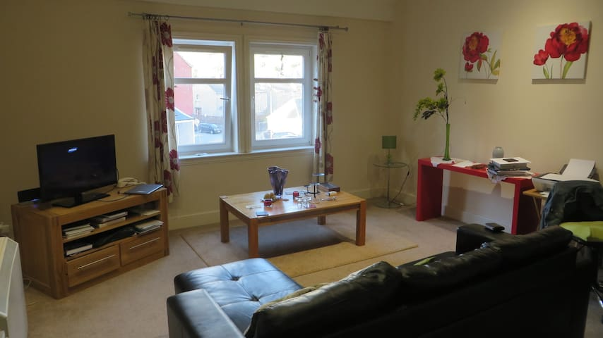 Double room available at Central Oban - Oban - Wohnung