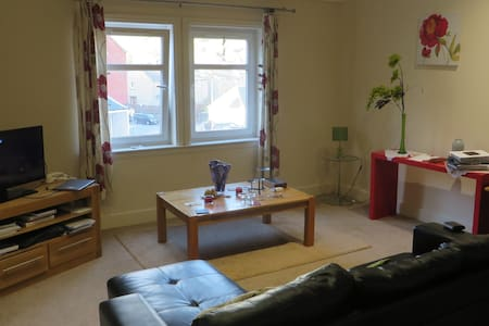 Double room available at Central Oban - Oban - 公寓