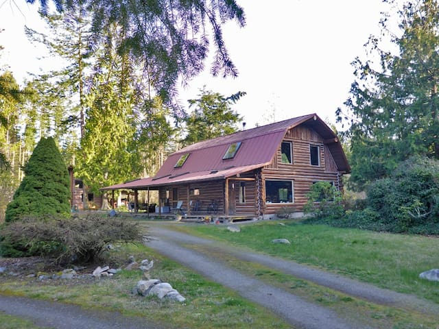 David & Shari: Cycling & Sea Kayaking HQ - Sequim - Ház
