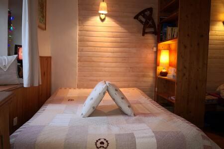 Studio cosy cocoon ❤️ centre St Bonnet Champsaur