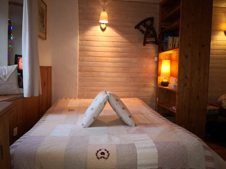 Studio cosy cocoon ❤️ centre village et commerces