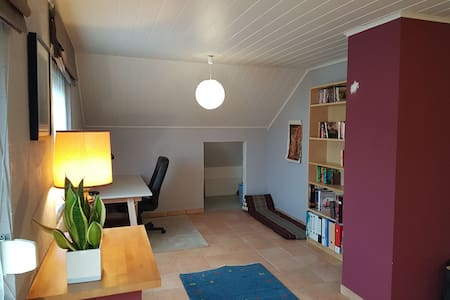 Spacious private room in Luxembourg center 36m2