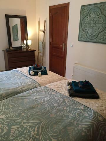 """BnB Pasatiempo, room """"Sevilla"""""""