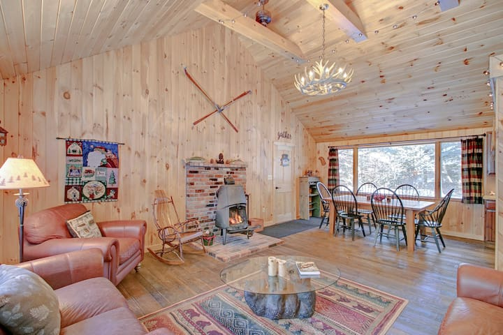 Spacious 4 Bedroom House near Lapland Lake Resort