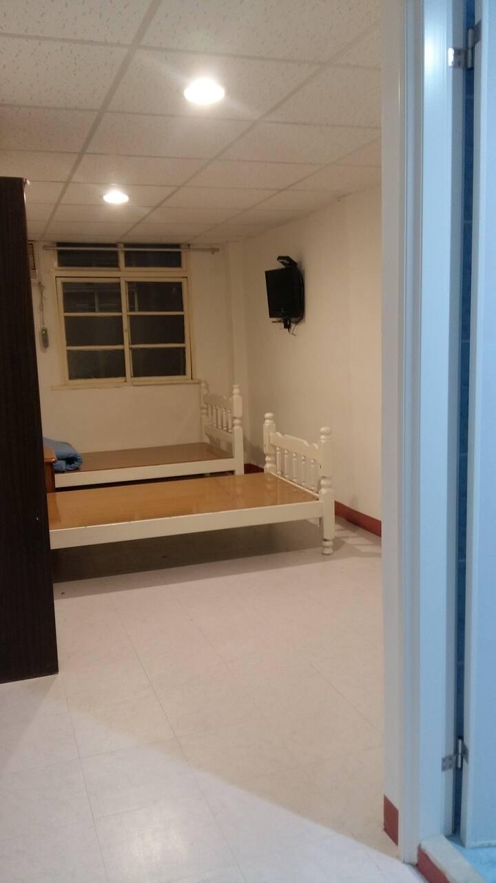 台灣墨西哥國際學舍-單人套房