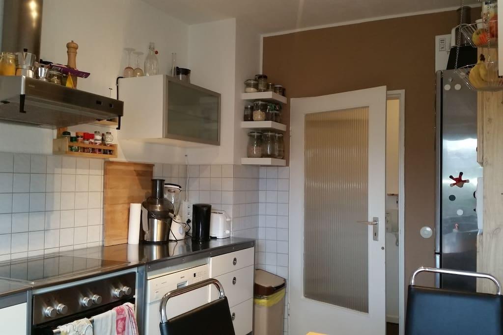 Wasserkocher, Standmixer, Toaster, Gewürze