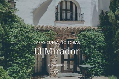 Cuevas del Tío Tobas- El Mirador