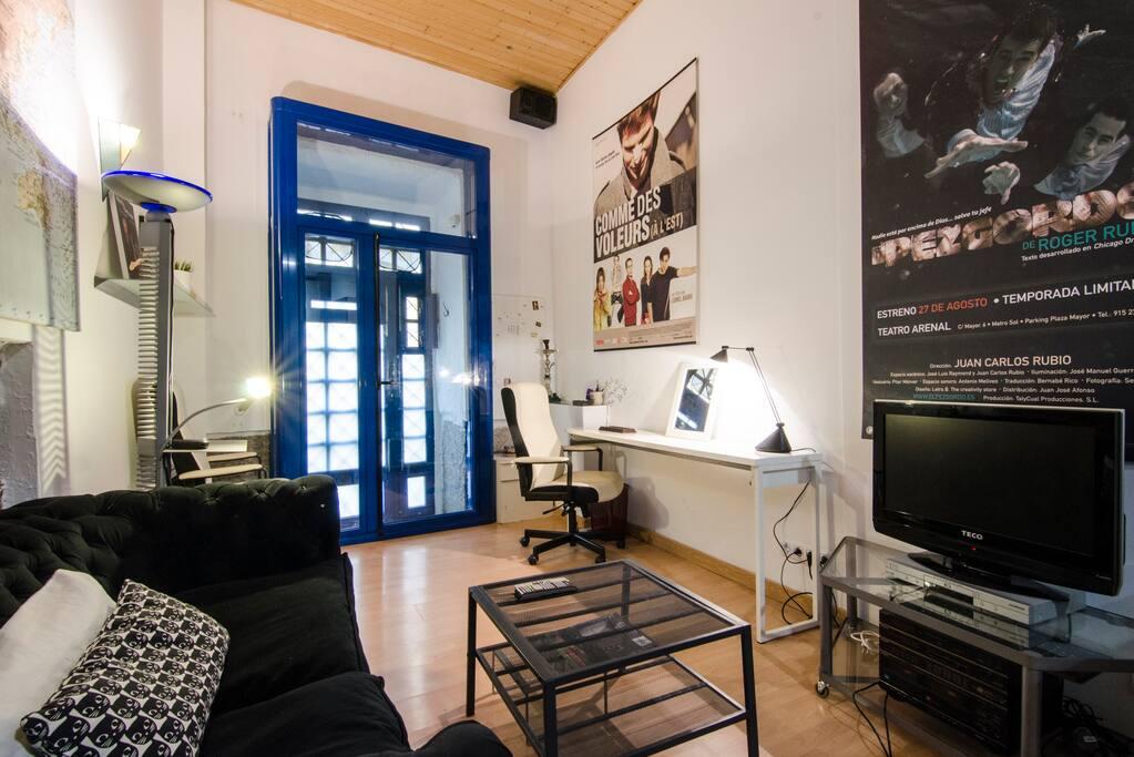Salon/Livingroom