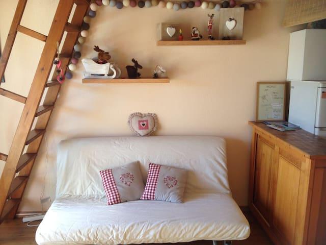 Encantadora casa en Font Romeu - Font-Romeu-Odeillo-Via - Casa