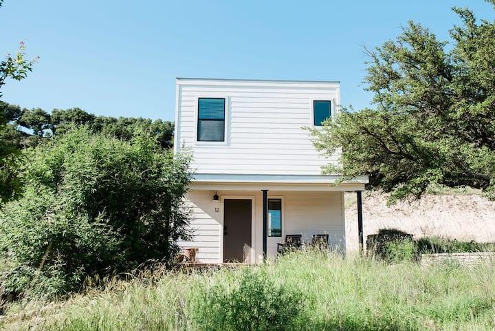 Contigo Ranch #12 | Private Hill Country Cottage