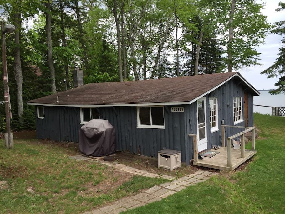 pure michigan cabin rental on lake superior cabins for