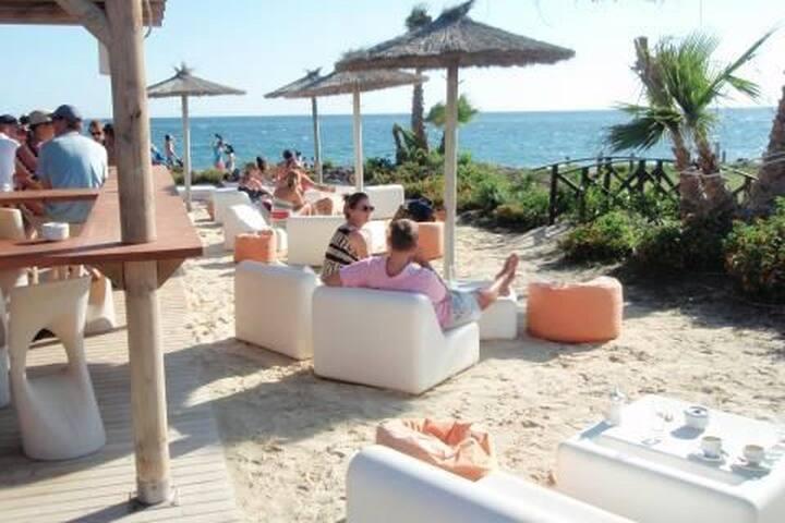 Ático en Playa Granada - Playa Granada - Apartemen