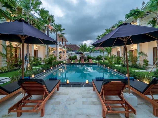 Puri Uma Ratu 22 - Charm of Balinese Hospitality