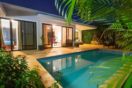 Sosua Luxury private & Secure villa w pool & staff