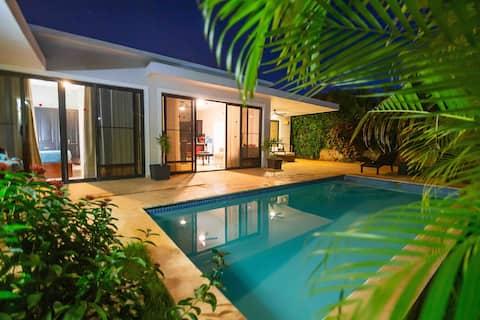 Sosua Luxury private & Secure villa w pool & staff