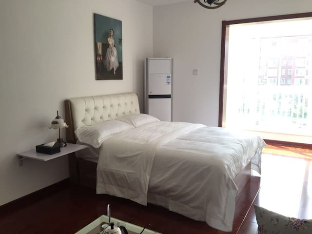北京良乡大学城附近有间公寓 - Pequim - Apartamento