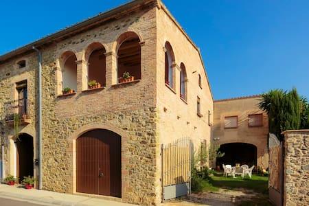 Habitación privada en masia empordanesa - Χιρόνα