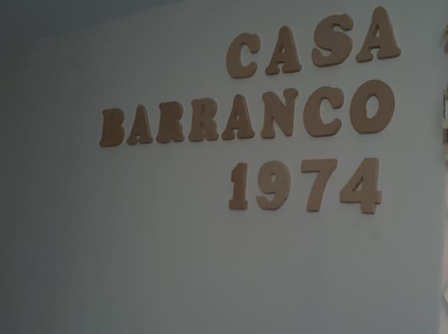 Casa Barranco 74