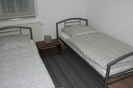 Standard Doppelzimmer - Oelsnitz/Vogtl. - บ้าน