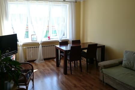 Cosy apartment for 4 people in the town center
