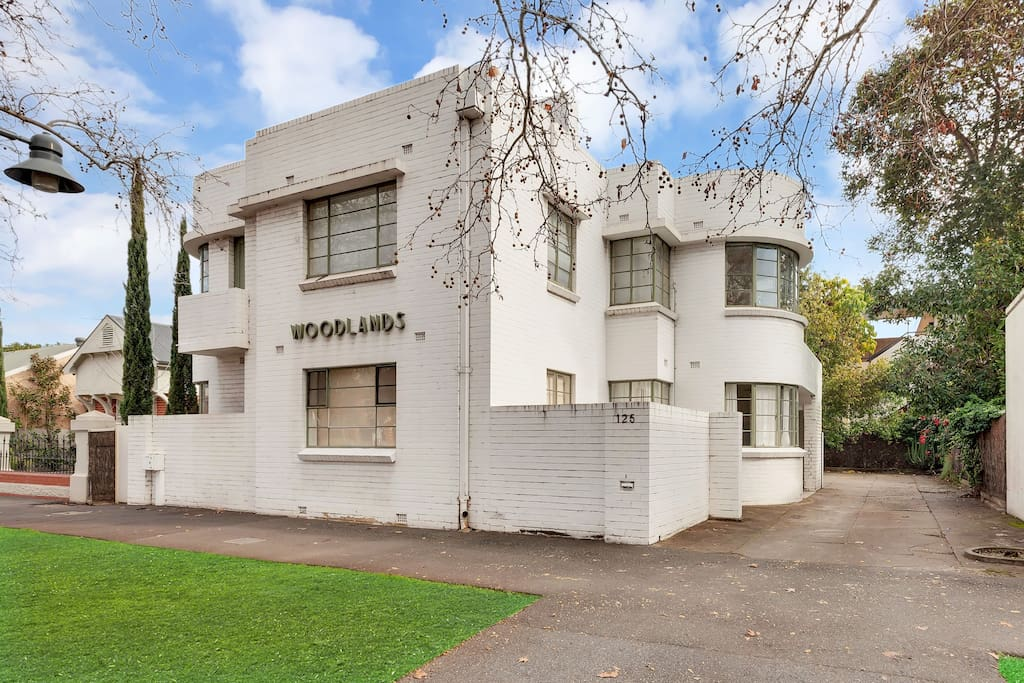 1930's Adelaide Architectural Icon