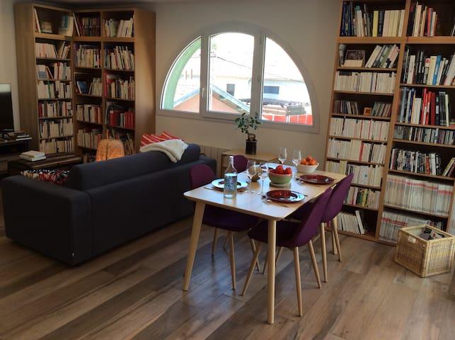 Chambre privée Valence centre, 4 mn de la gare