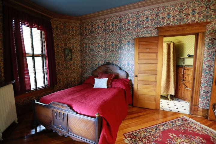 A.C. Thomas House - Prince William Room