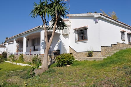Wonderful Villa with pool - Caleta de Vélez