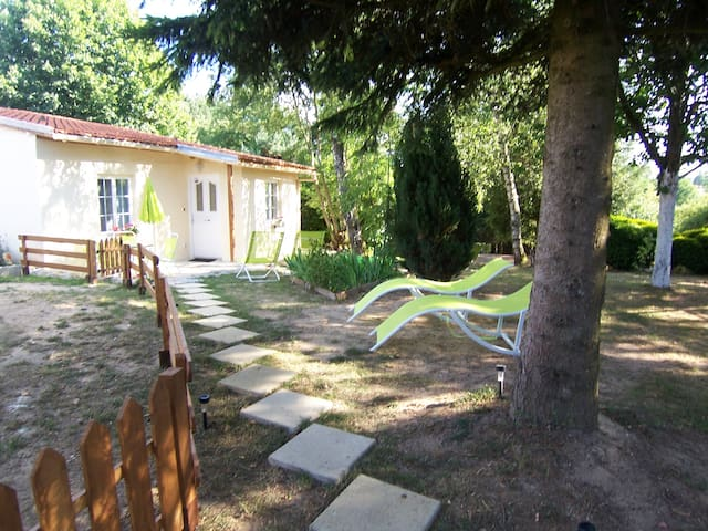 House - 80 km from the slopes - Lapeyrouse - Dom