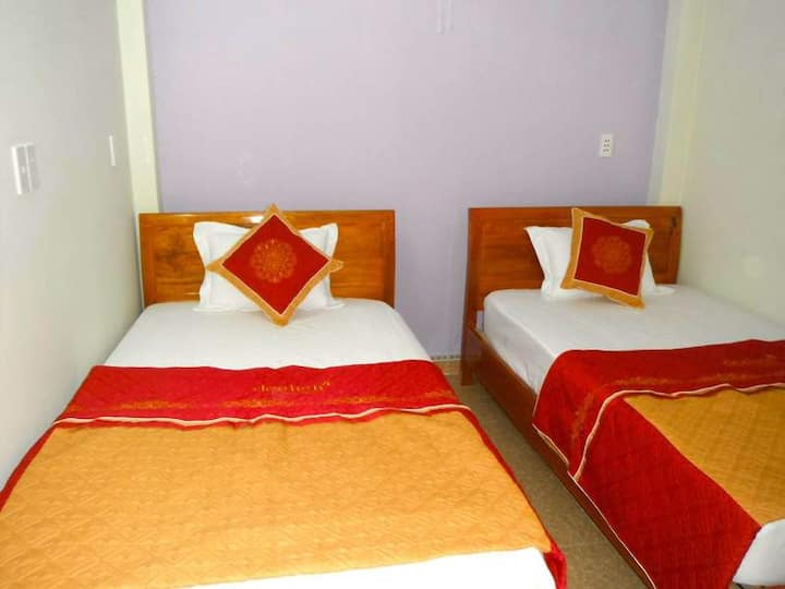 Thien Phu Hostel _ Twins room