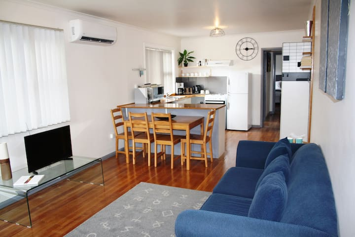 nyby apartment  Free WiFi & Breakfast Hobart 5mins