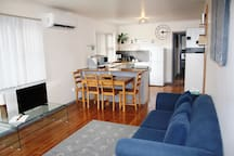 nyby Scandinavian inspired apartment is new throughout