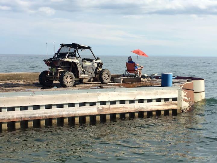 Dockside Resort - Lake Superior Shore - Dream Home