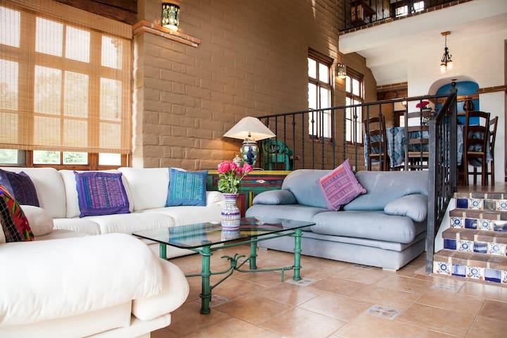 Beautiful Mexican Villa