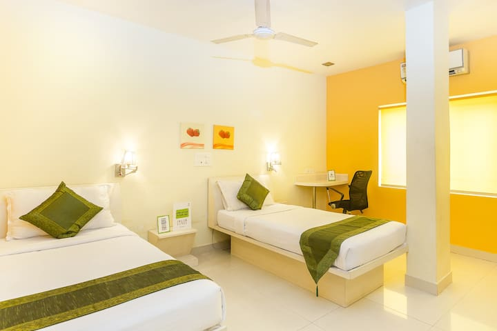 Relaxing Stay @ Begumpet, Hyderabad