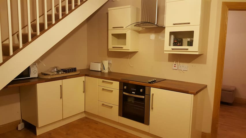 Cosy warm apartment - Stradbally - Apartment