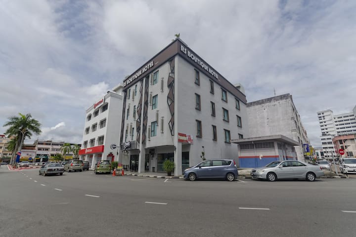 1BR  Standard Double@ Rs Boutique Hotel