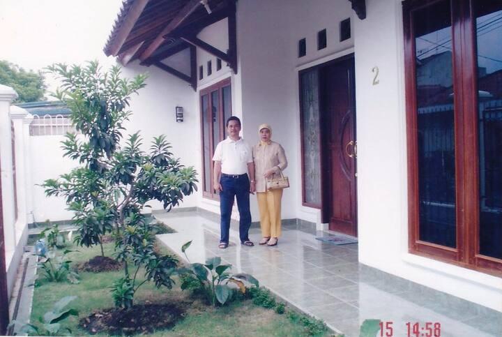 Rumah Singgah nyaman di buah batu bandung