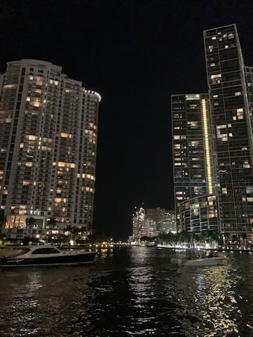 Stay in the Heart of Brickell, Miami