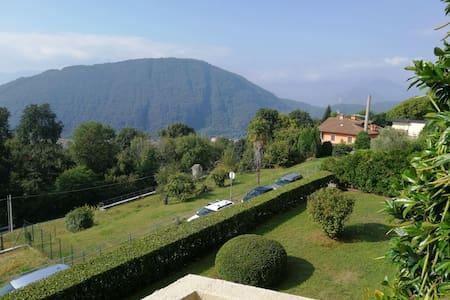 Dream house on Lake Maggiore - heartbreaking view.