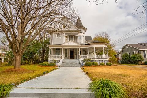 Victorian House : Americus GA