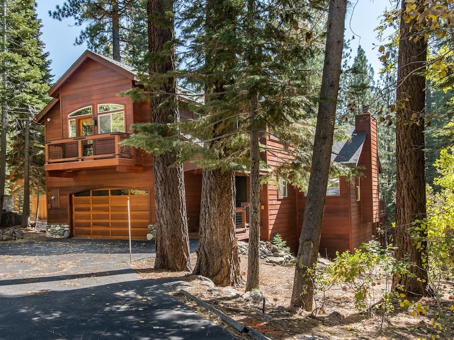Welcome to Truckee! This property is professionally managed by TurnKey Vacation Rentals.