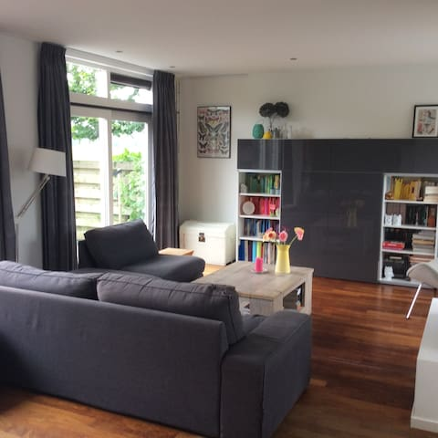 Charming family house / country side of Amsterdam