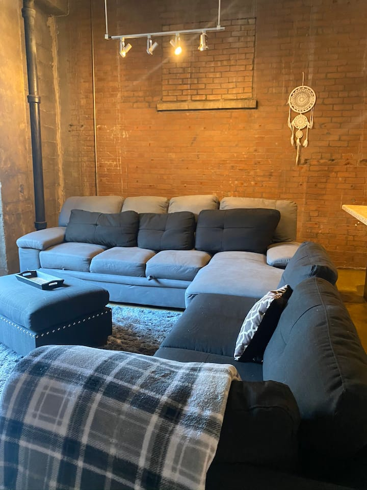 LuxeStays NY Loft Loft in the Heart of Downtown