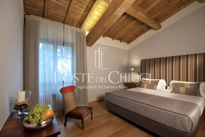 Poste del Chiugi: Suite DeLuxe - Castiglione del lago - Apartment