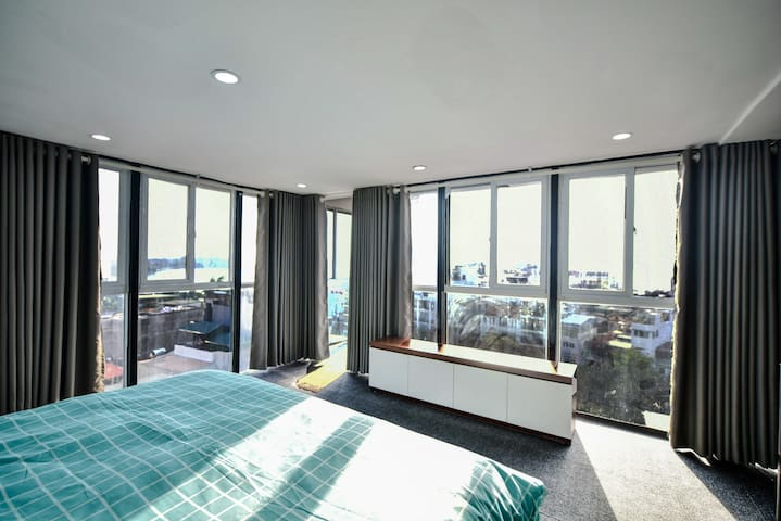 [30%OFF]⭐Bedroom W/ WestLake View⭐PANORAMA⭐ROOFTOP