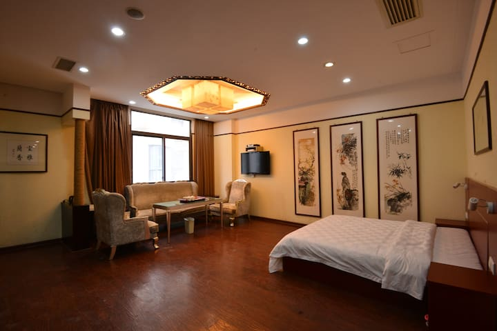 爱T淘互联网客栈豪华套房 - Quanzhou