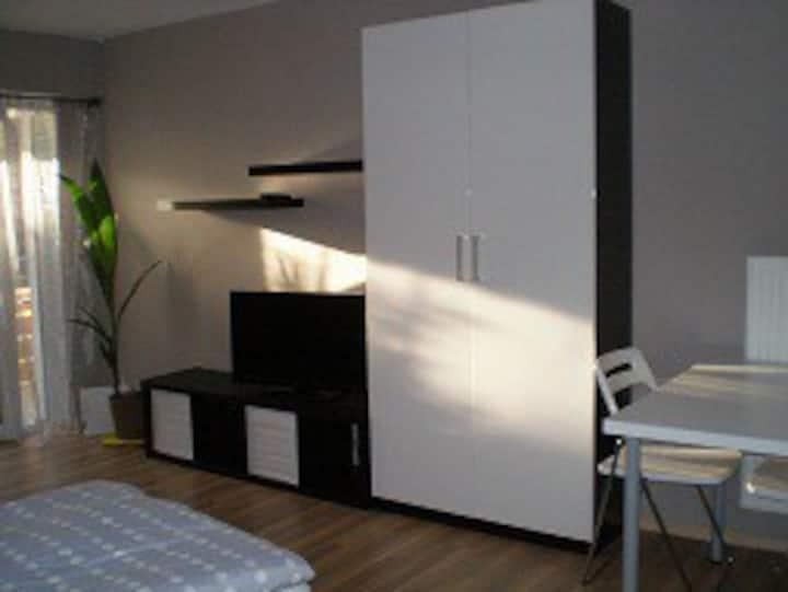 Zimmer für max. 3 Personen in Zweizimmerwohnung Z1