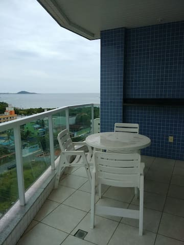 LINDO AP GUARAPARI, P MORRO. VISTA MAR E MONTANHA. - Guarapari - Apartment